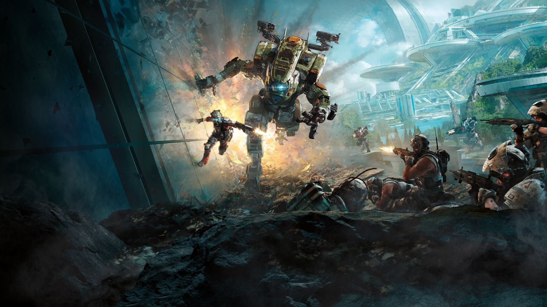 Titanfall 3 Ea Confirms A New Game Is In Development