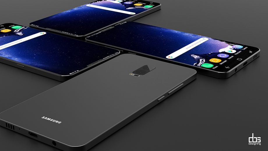 Samsung S Galaxy S9 Probably Won T Have Synaptics In