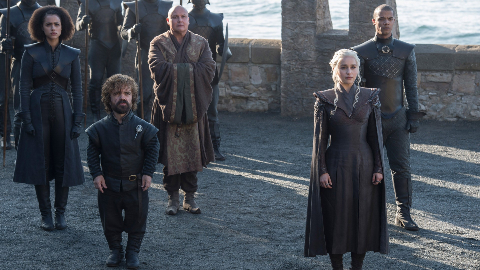 Game of Thrones Season 8 Will Put Every Character in a New Location