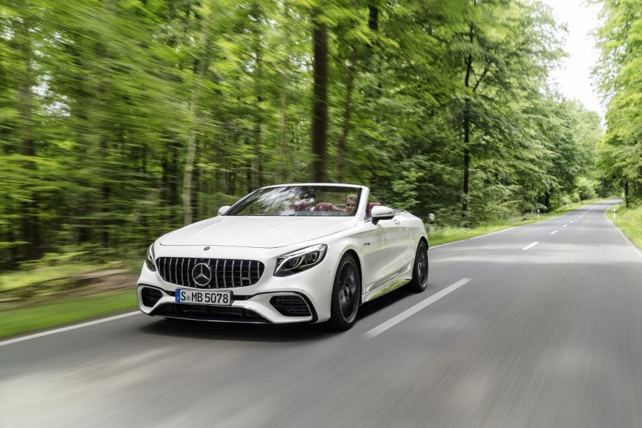 Mercedes Amg Reveals Overhauled S63 And S65 Performance Cars