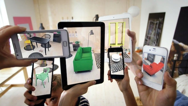 Ikeas New Ar App Reveals The Hidden Potential Of The Iphone 8 And