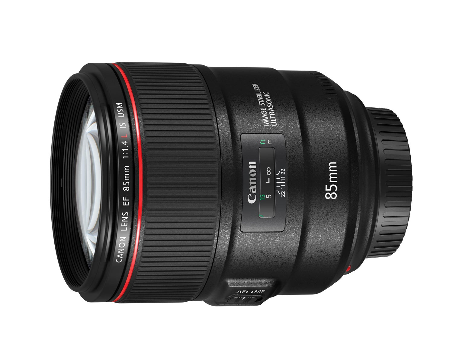 Best canon lenses: Canon EF 85mm f/1.4L IS USM