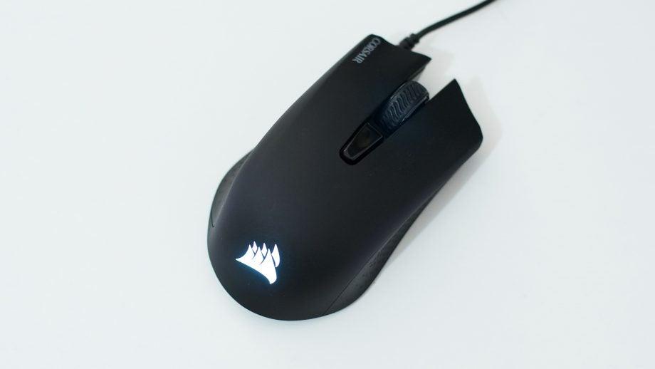 Best gaming mouse: Corsair Harpoon 2