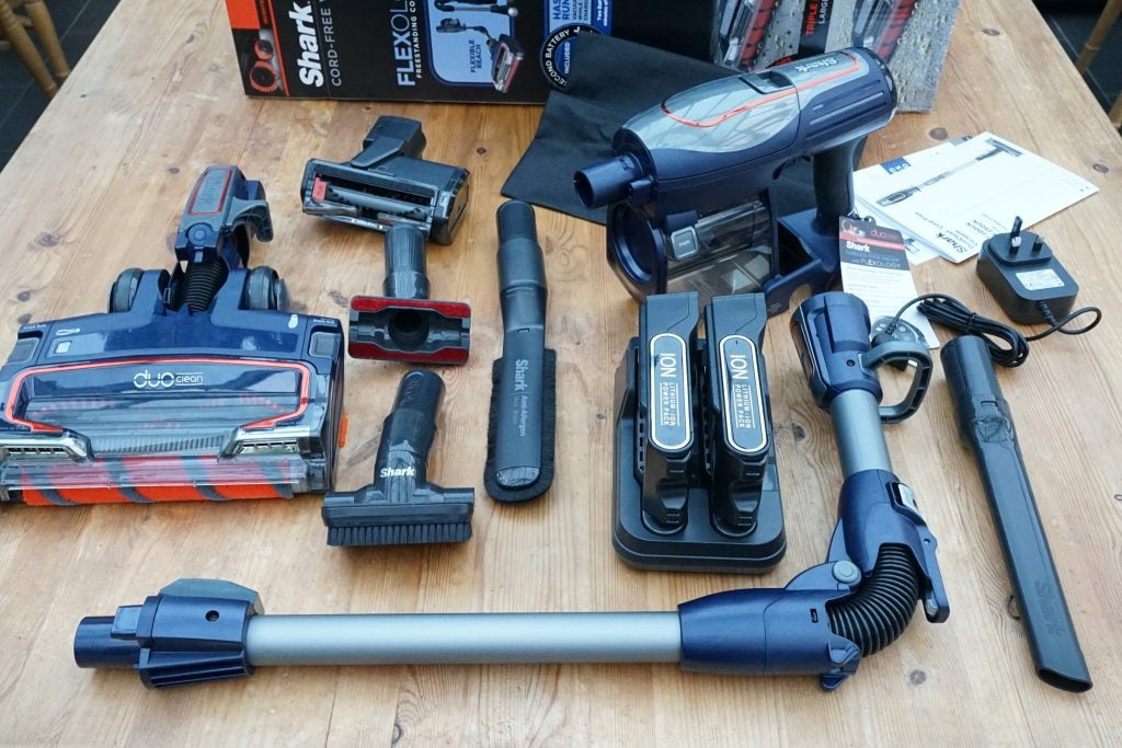 Shark Duoclean Cordless Truepet If250ukt Review Trusted