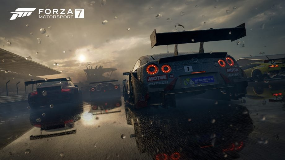 Xbox One X games will breathe new life into your 1080p telly