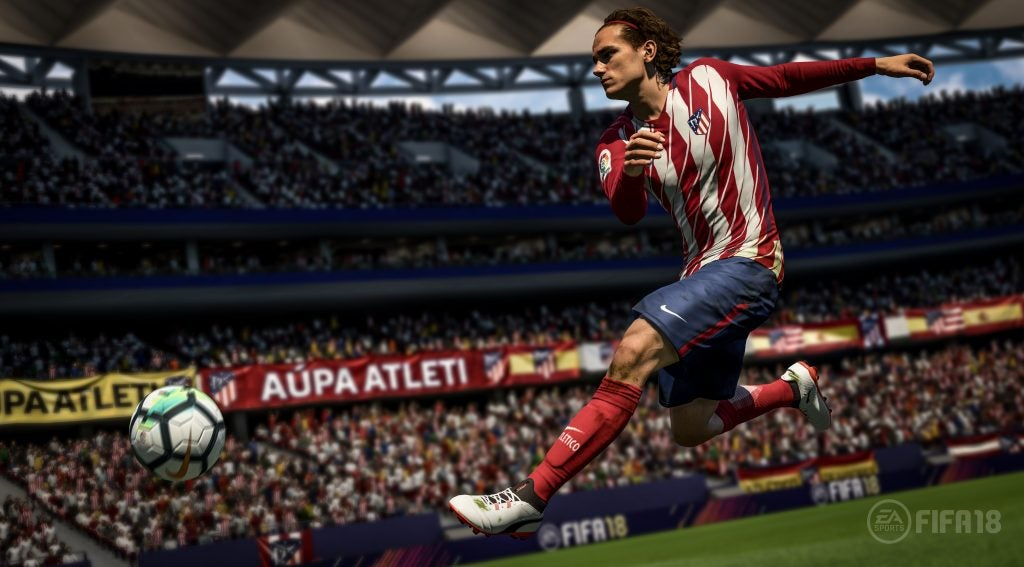 FIFA 18 vs PES 2018: Which plays the best game of footie?   Trusted ...