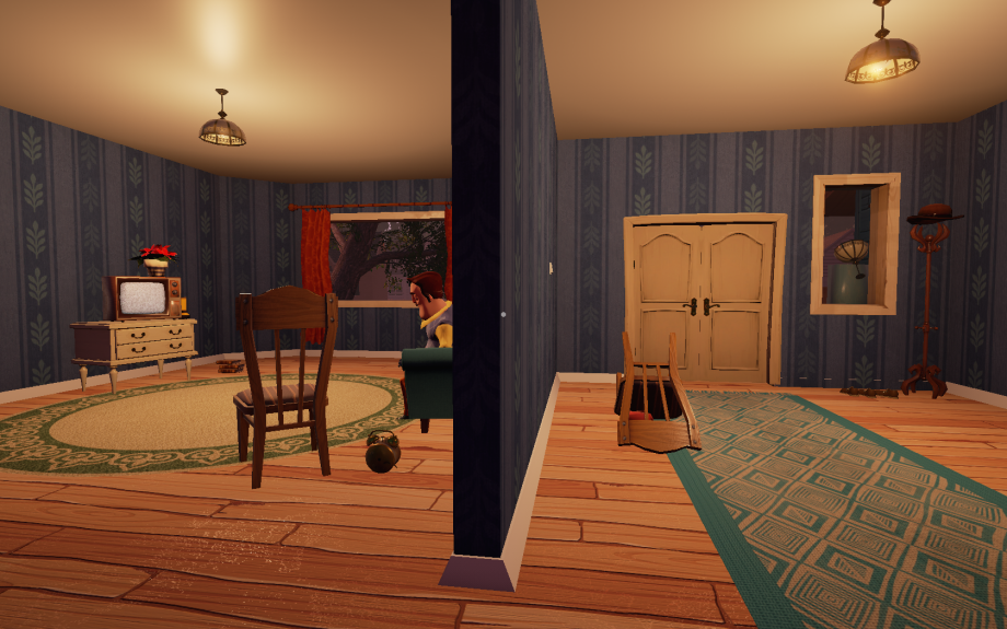 Hello Neighbor – A deceptively cute horror game Review