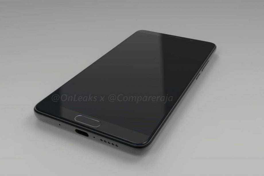 Huawei Mate 10 Renders Show The Return Of The Home Button