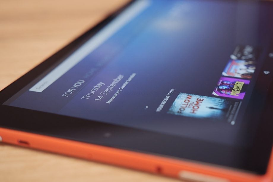Amazon Fire HD 10 Review | Trusted Reviews