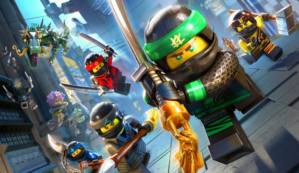 The Lego Ninjago Movie Videogame Review Trusted Reviews