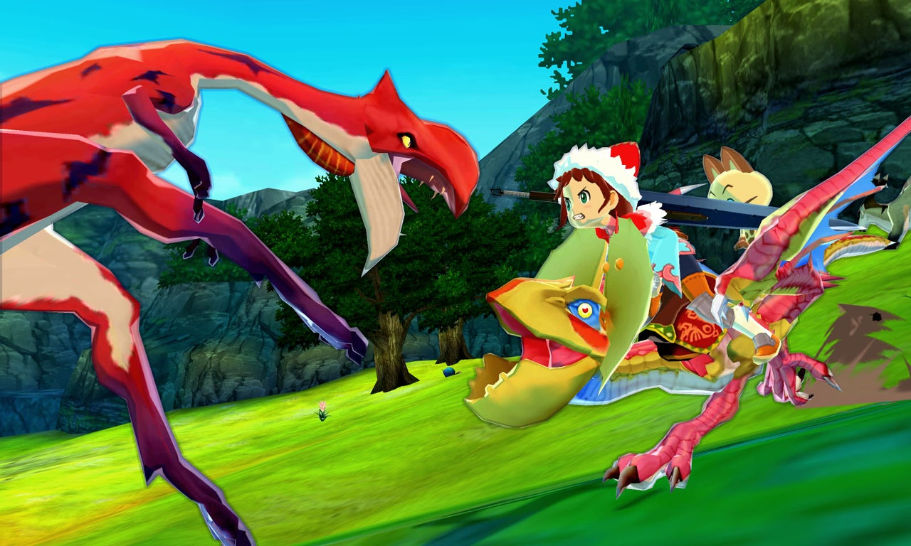 Monster Hunter Stories Review Trusted Reviews