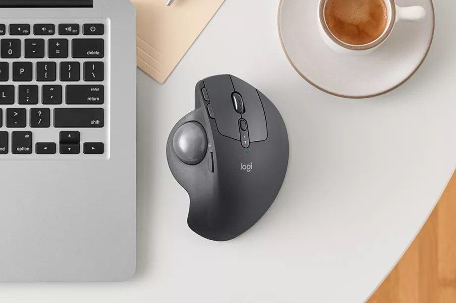 d9cd2511eb6 Logitech's MX Ergo is trying to bring back the trackball mouse ...