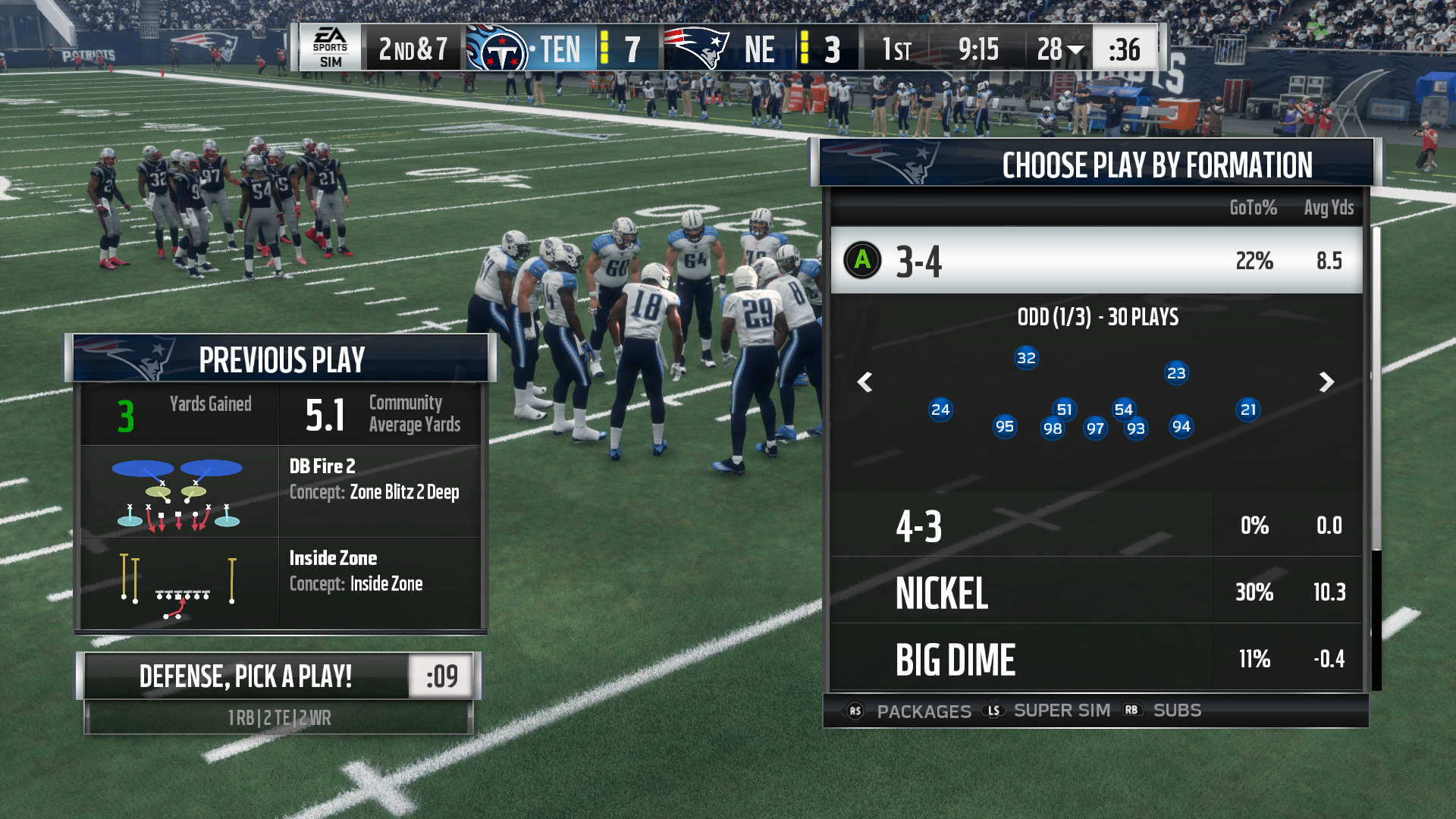 Madden 18 Guide: How to improve offence and defence