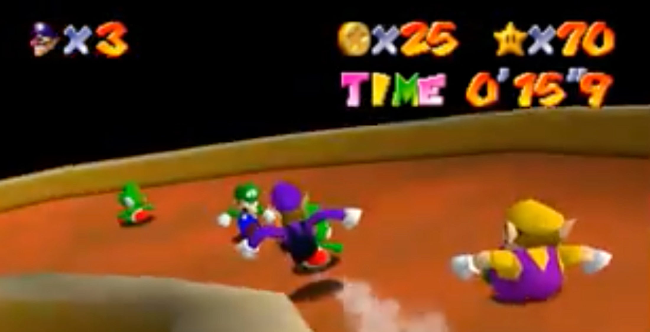 Super Mario 64 Online Lives Despite Nintendo S Efforts To