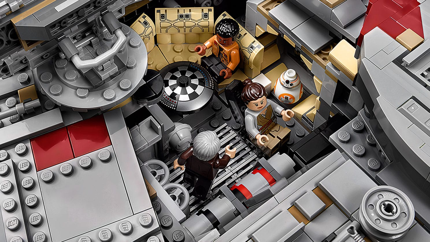 lego 75192 ultimate collector series millennium falcon. Black Bedroom Furniture Sets. Home Design Ideas