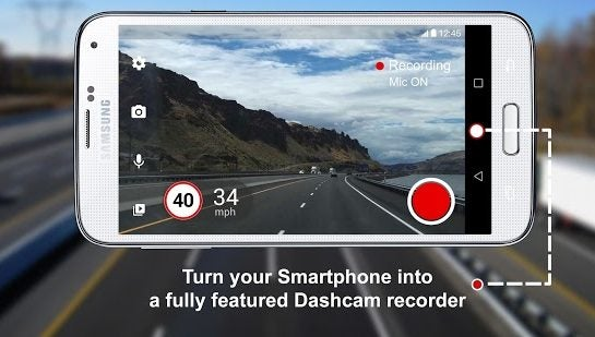 Navmii AI Dashcam turns your smartphone into a digital driving advisor | Trusted Reviews