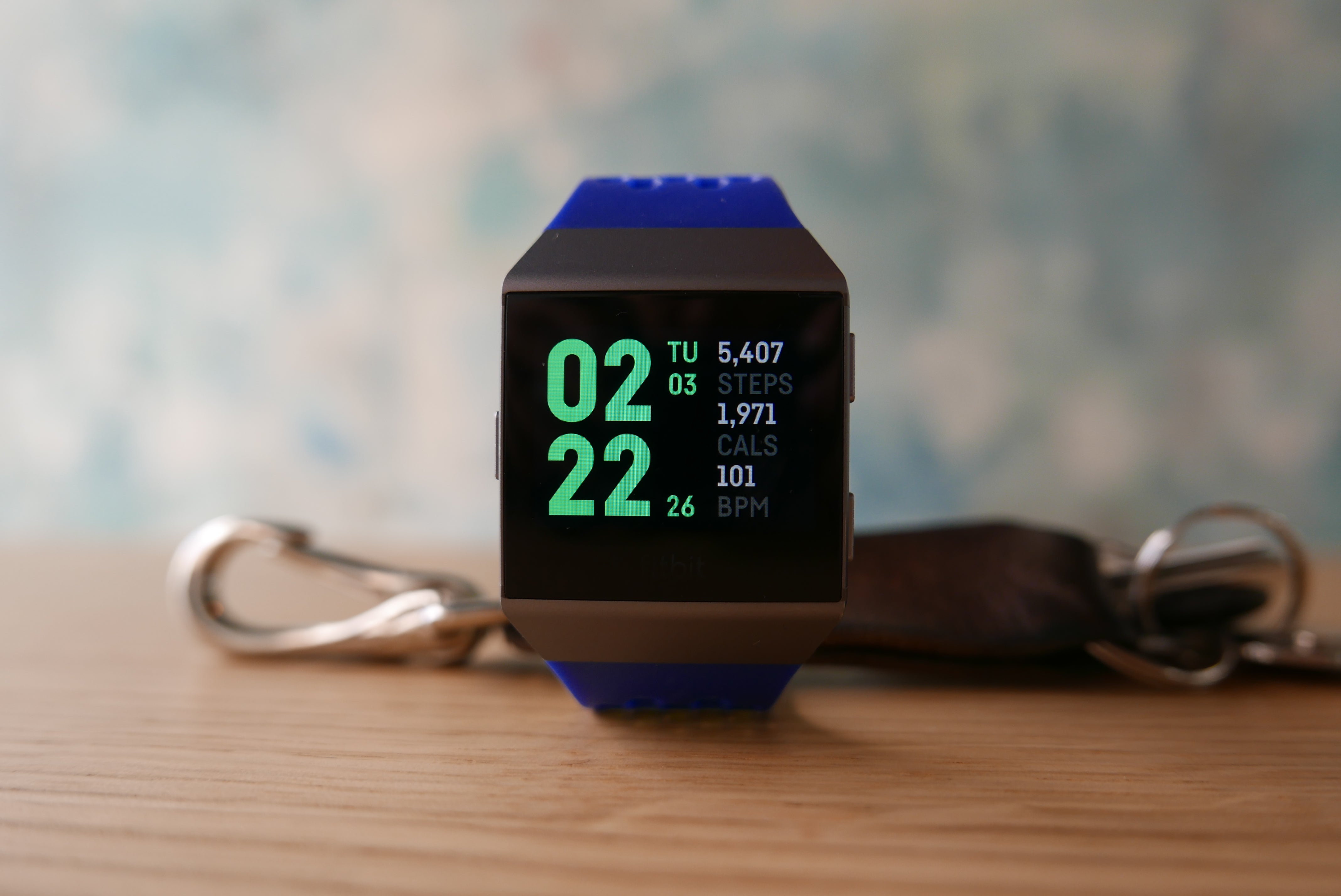 Fitbit Ionic review: Fitbit's first smartwatch misses the
