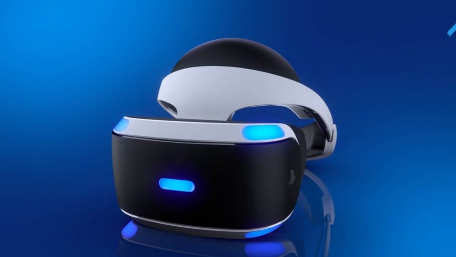 Sony Has A Tweaked Playstation Vr That Supports Hdr