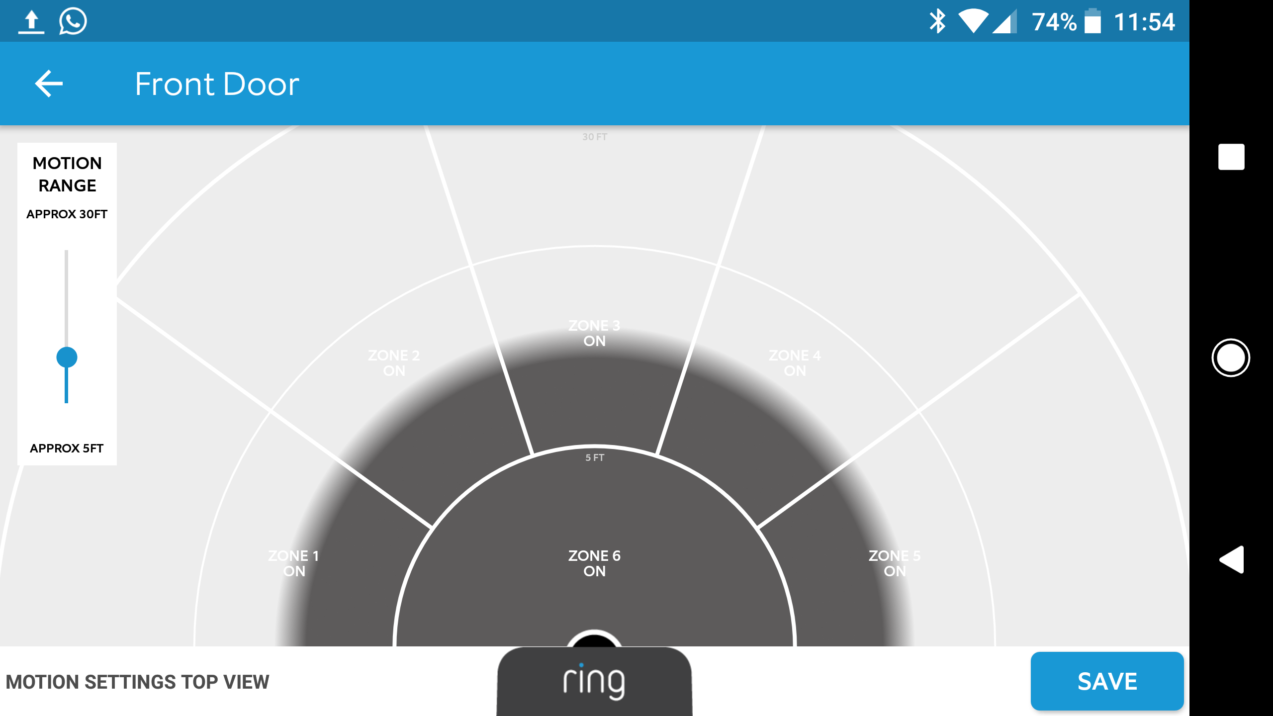 Ring Video Doorbell 2 Review Trusted Reviews Apple Lightning Cable Wiring Diagram Features
