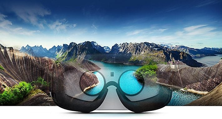 6ebfbad44ab Credit  Samsung. Samsung is planning to launch a wireless AR VR headset as  soon ...