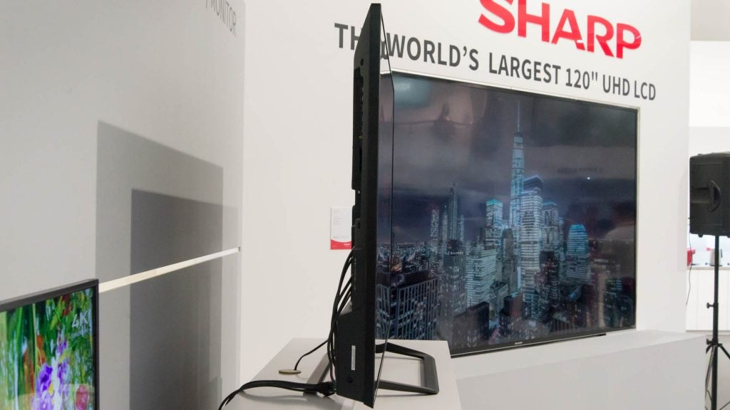 Sharp will sell an 8K monitor next year | Trusted Reviews