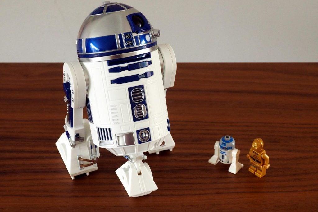 Sphero R2 D2 Review Trusted Reviews