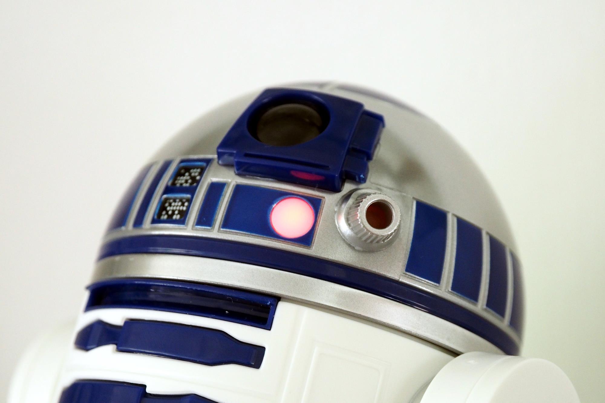 sphero r2 d2 review trusted reviews rh trustedreviews com Verizon Motorola Android Phones R2-D2 Droid Phone