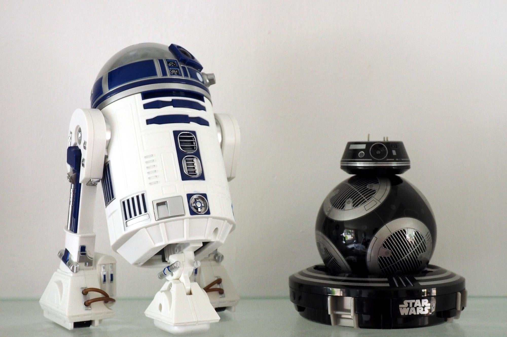 Sphero r2 d2 review trusted reviews