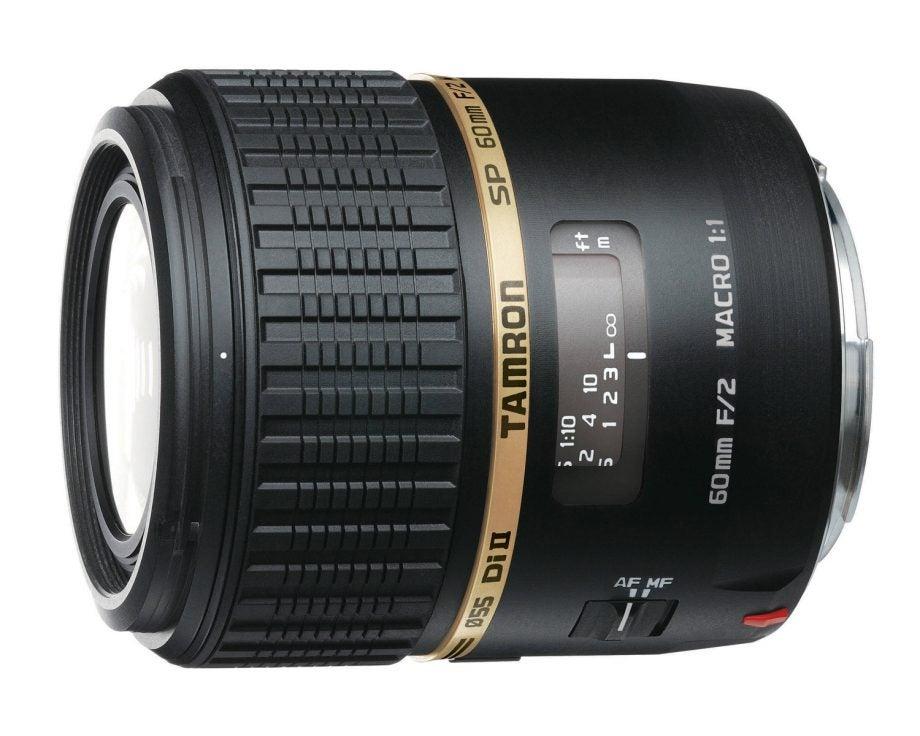 Tamron 60mm f/2 Di II Macro