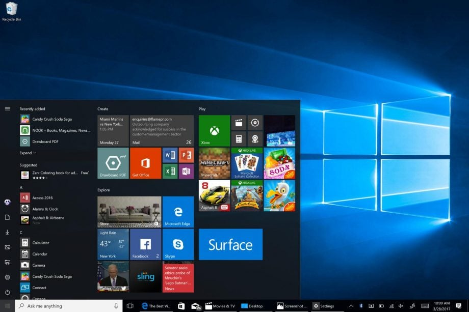 windows 10 enterprise free upgrade