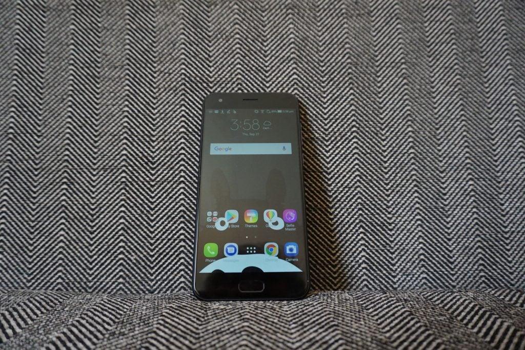Zenfone 4 front