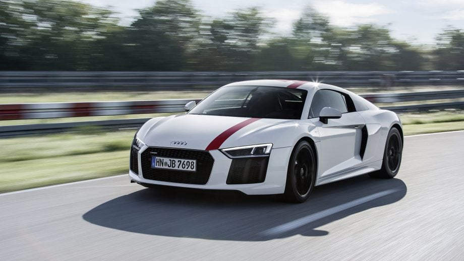 New Audi R8 V10 RWS Will Cost You £110,000 U2013 And Itu0027s Seriously Limited  Edition