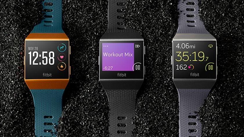 Fitbit Ionic range