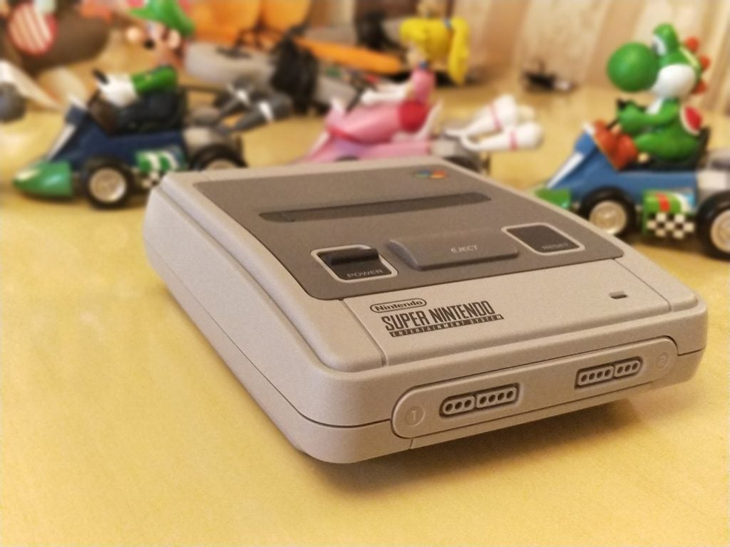 Nintendo Classic Mini Snes Review Get One While You Can Review