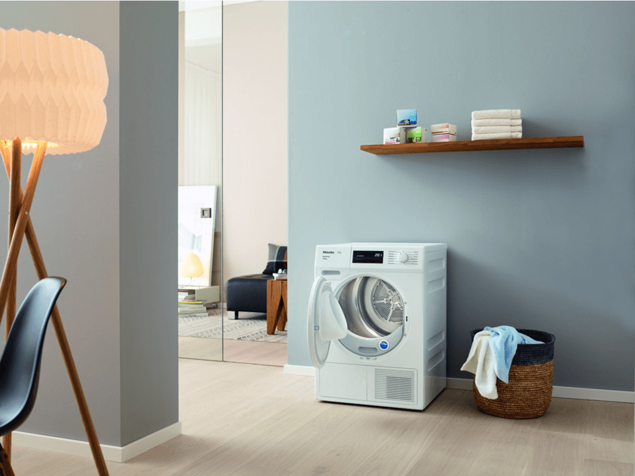 Miele TDB120WP Review   Trusted Reviews