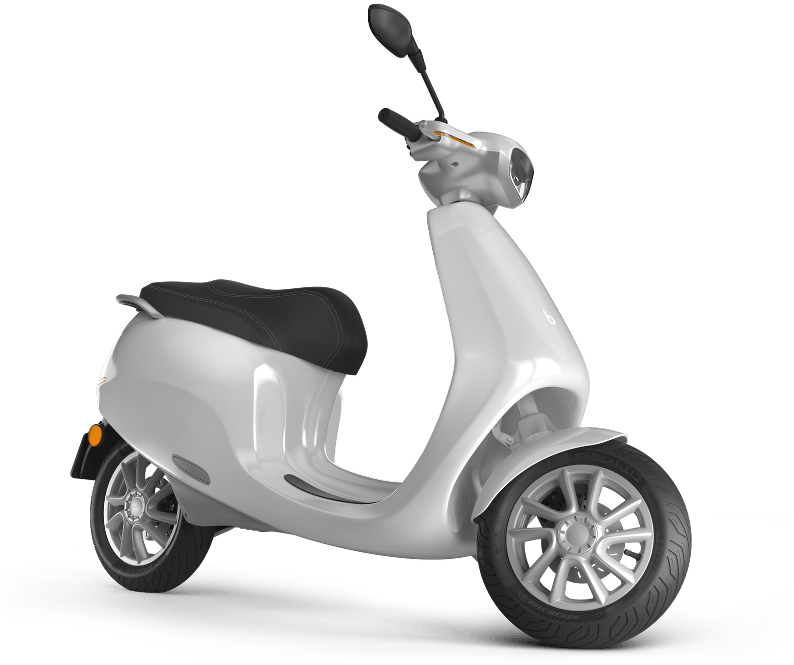 The Appscooter Is Basically A Tech Loaded Two Wheel Tesla