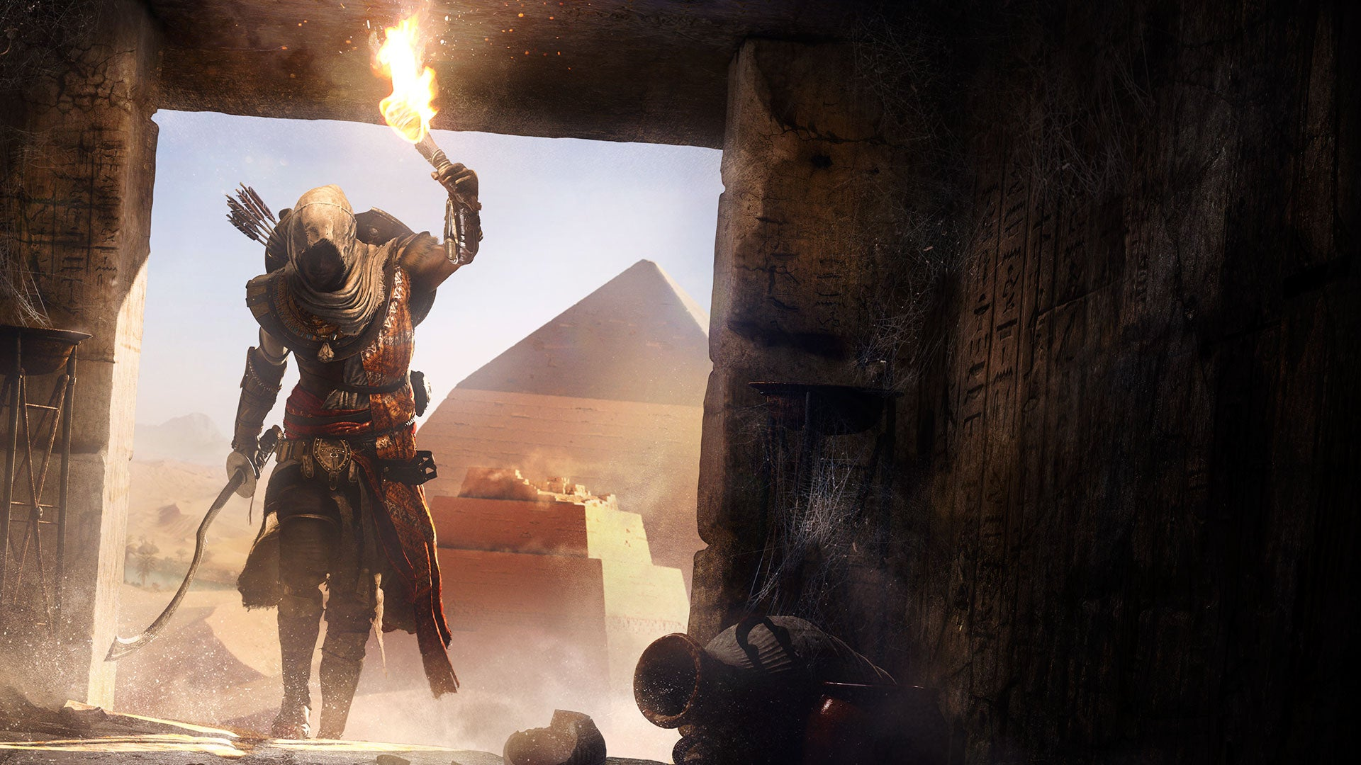Assassin S Creed Origins Review Trusted Reviews