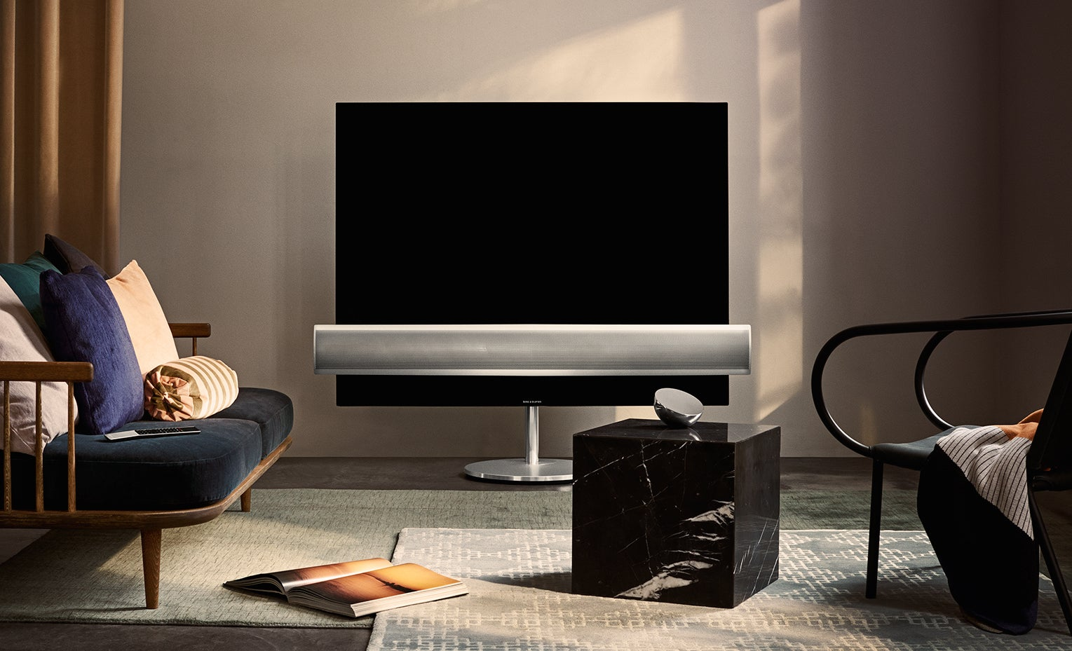 B O Beovision Eclipse Review Trusted Reviews # Table Tele Design