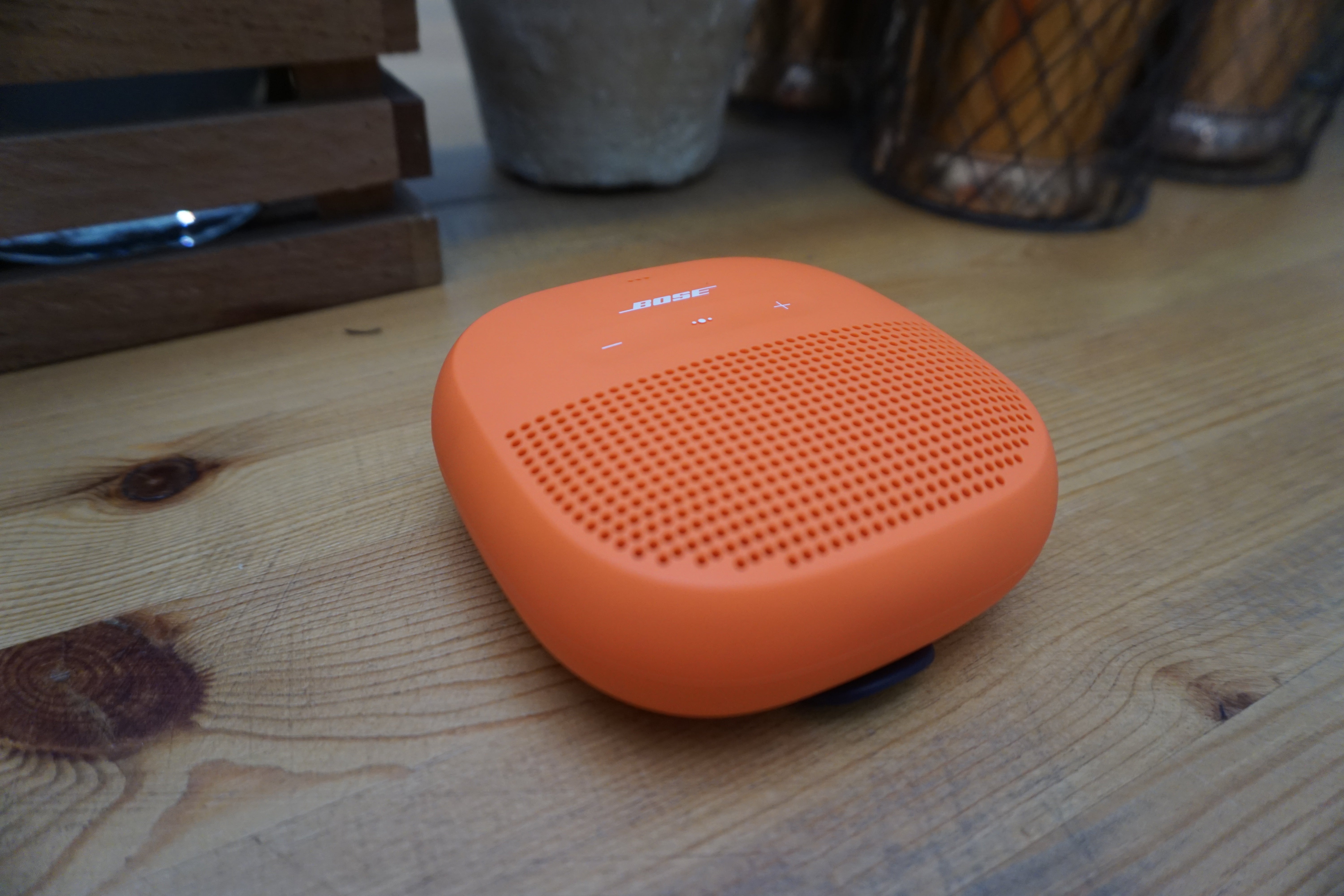 bose soundlink micro portable speaker review