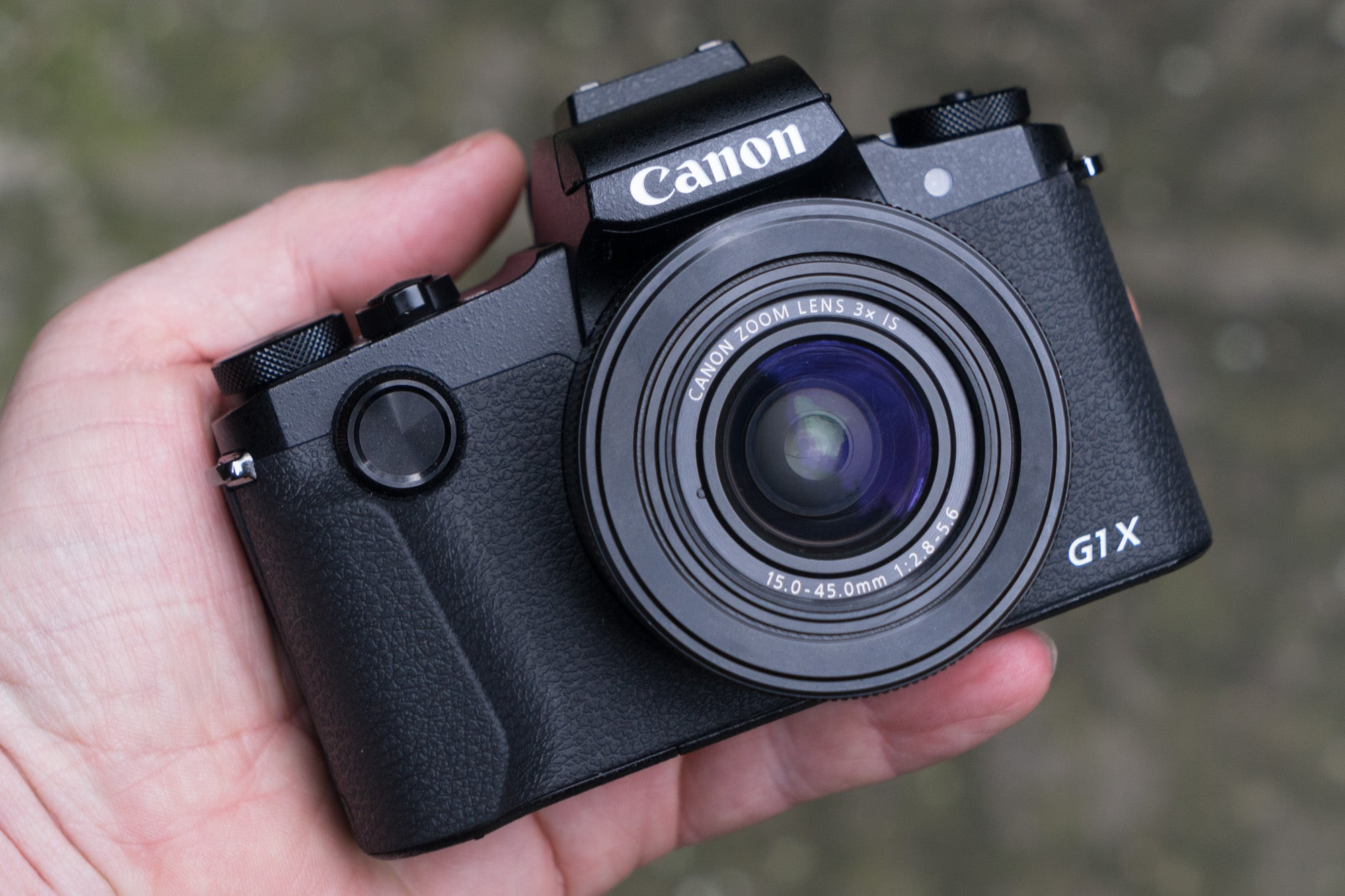Canon G1X Mark III Review | Trusted Reviews