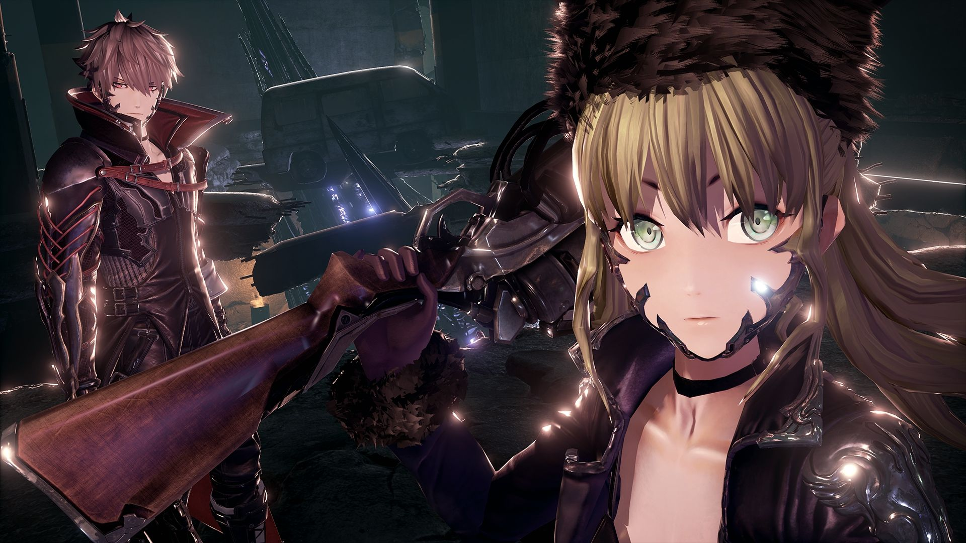 Image result for Code Vein
