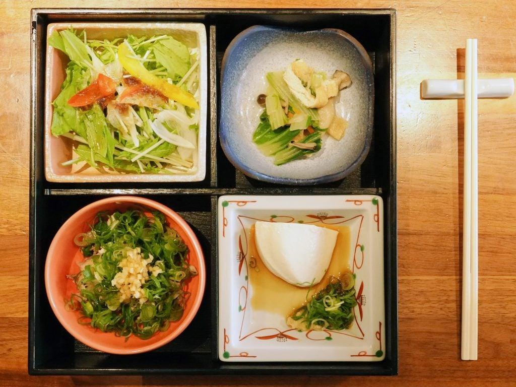 Sony RX10 IV Japanese food image sample