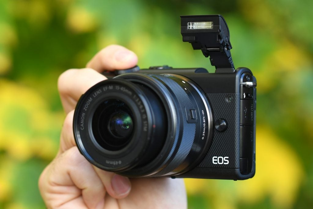 Canon EOS M100 Review | Trusted Reviews