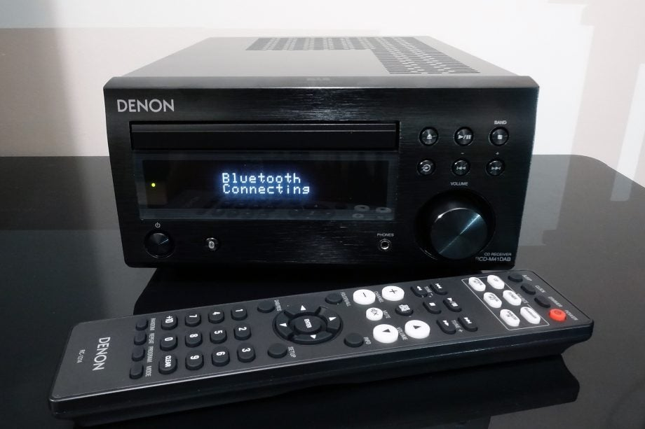 Denon D-M41DAB Review | Trusted Reviews