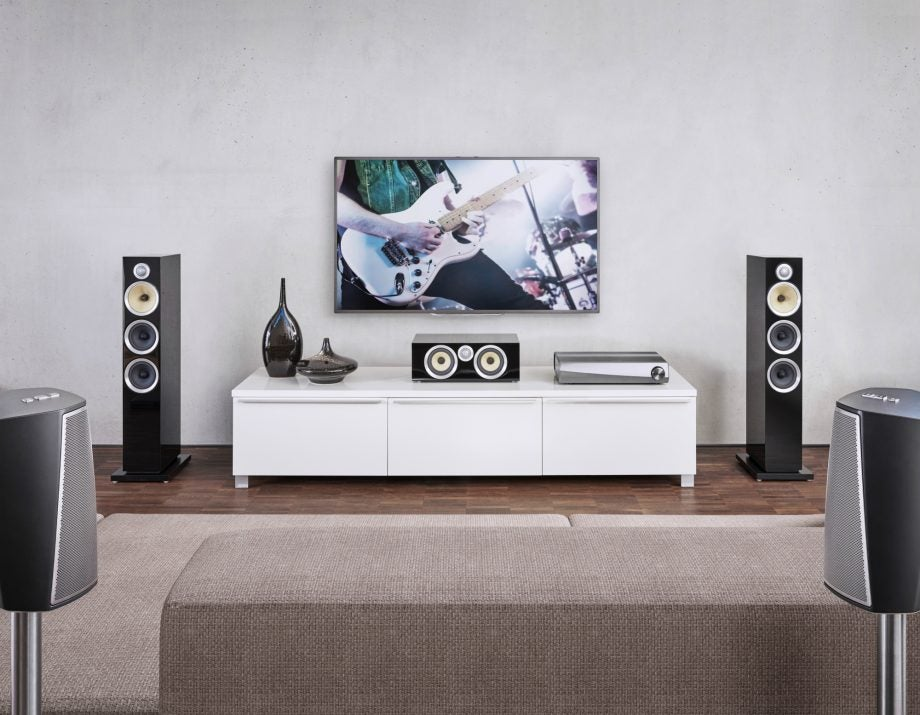 Denon HEOS AVR Review | Trusted Reviews