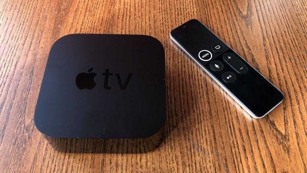 apple tv 4k review trusted reviews. Black Bedroom Furniture Sets. Home Design Ideas