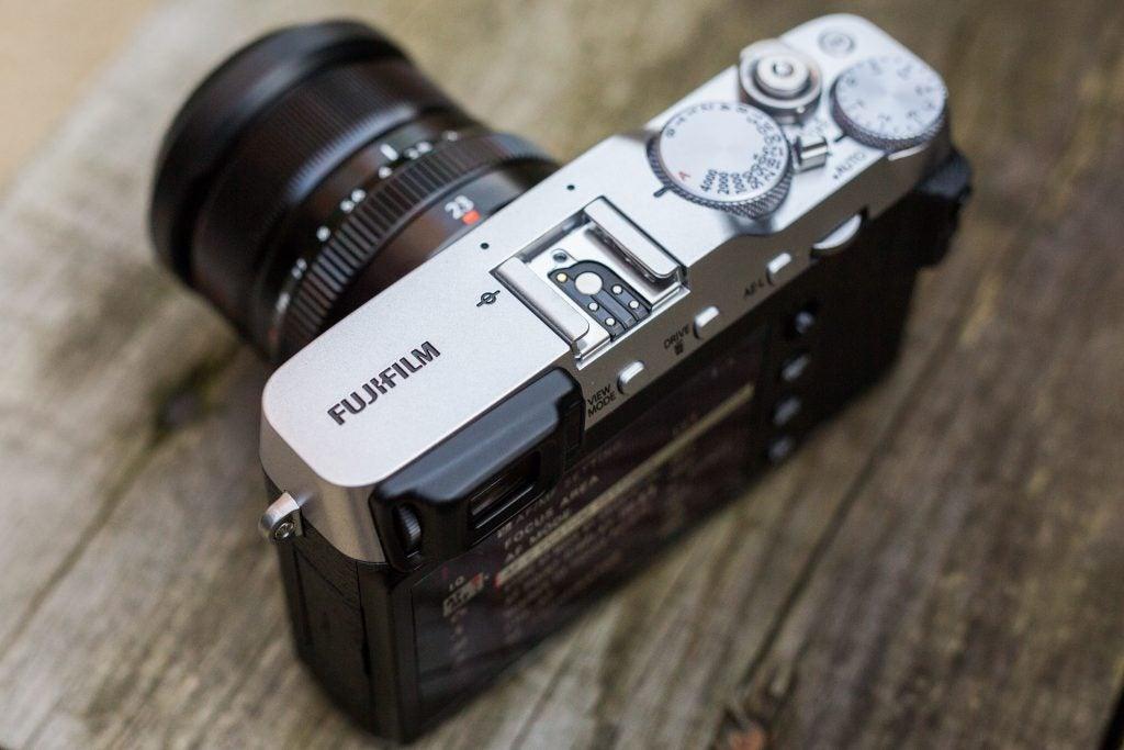 Fujifilm X-E3