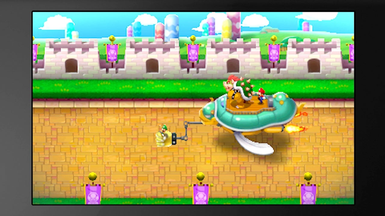 Mario Luigi Superstar Saga Bowser S Minions Review Trusted