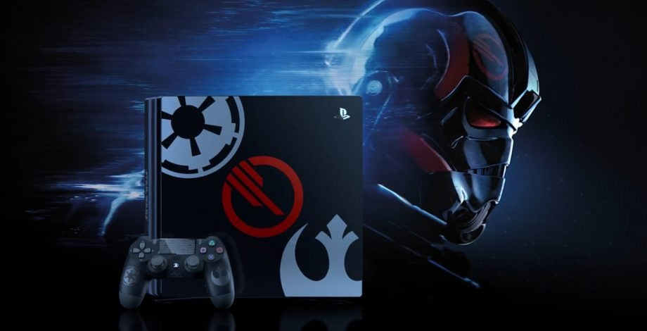 PS4 Pro Star Wars