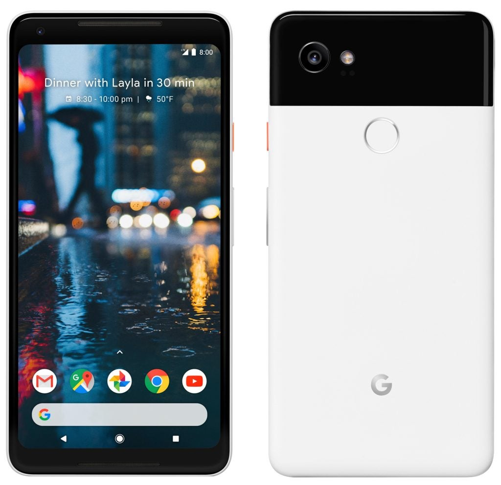 Google Pixel 2 vs Pixel 2 XL: Is there a difference